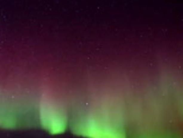 Northern Lights Timelapse in Fairbanks}