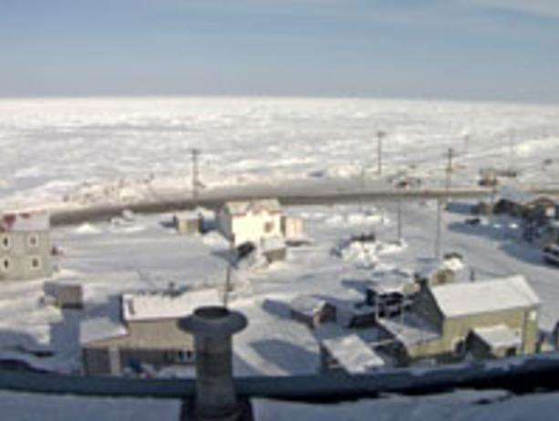 Webcam in Utqiagvik}