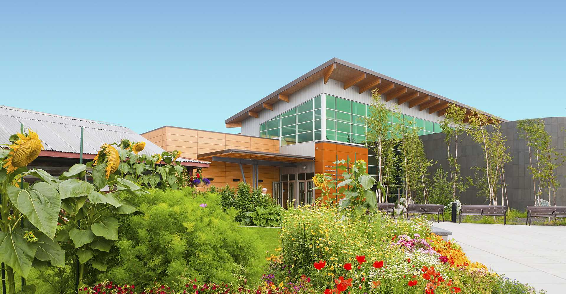 Great Explore Fairbanks Visitor Centers