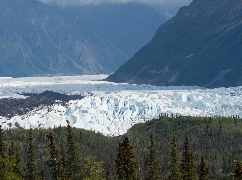 Matanuska Glacier Summer