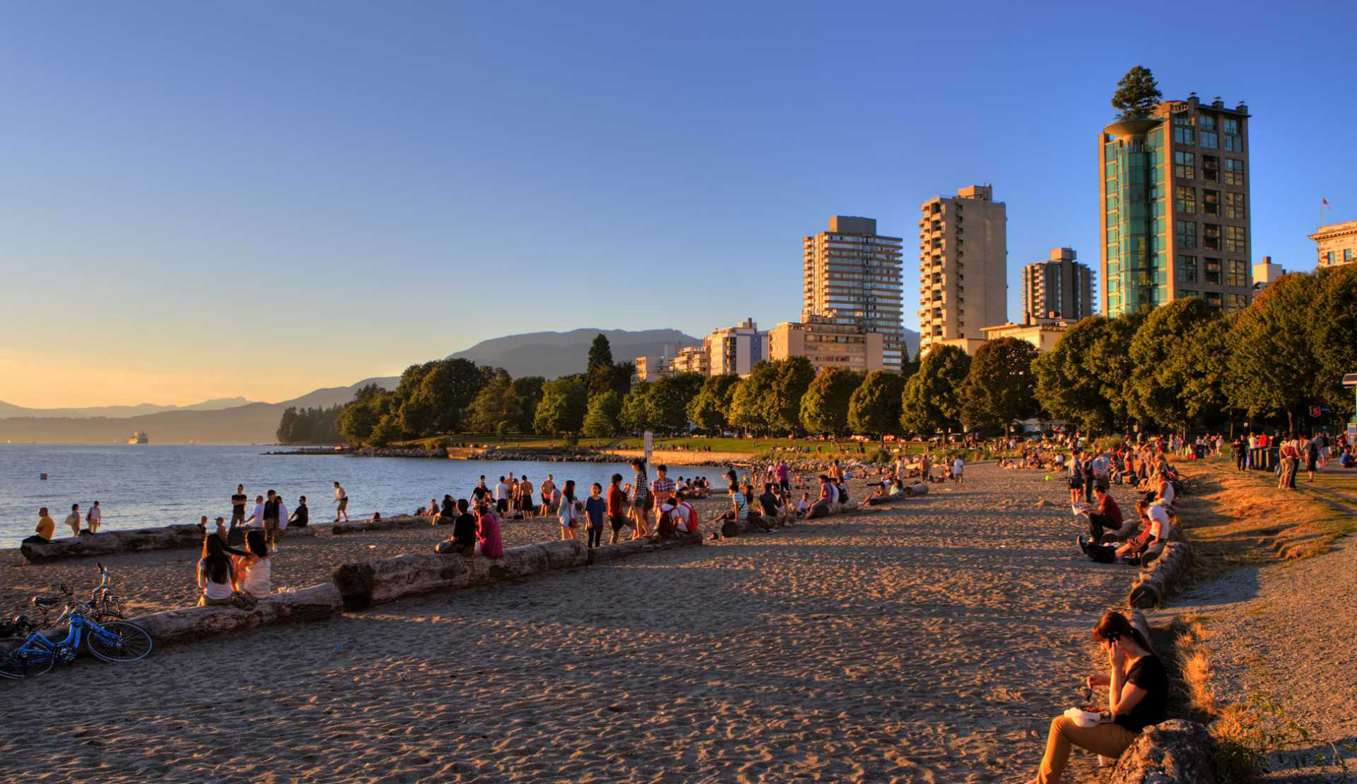 sunset beach vancouvers west end