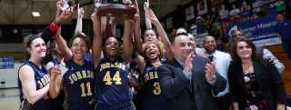 NJCAA Basketball Trophy