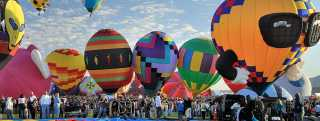 Balloon Fiestas & Rallies