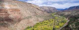 Jemez Mountain Trail National Scenic Byway Header