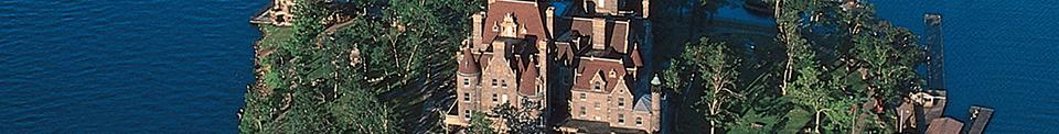 Boldt Castle - Photo by NYS ESD