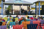 Music on Carolina Beach Boardwalk