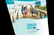 Official Carolina Beach 2018 Visitors Guide cover