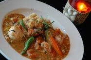 22 North seafood dish