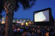 Summer Movies at Carolina Beach Lake Park