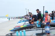 Contestants in Wrightsville Beach Carolina Cup Tournament