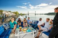Dock Party on Cape Fear River