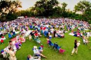 Airlie gardens concert