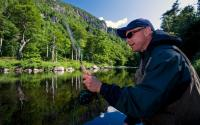 Fly Fishing West Branch of Ausable River 202