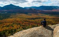 Hiking / View from Mt. Van Hoevenberg 233