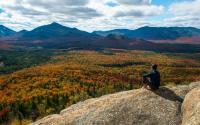 Hiking / View from Mt. Van Hoevenberg 234