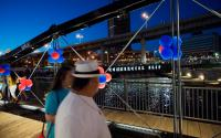 Canalside Waterfront Project in Buffalo - 4th of July Celebration