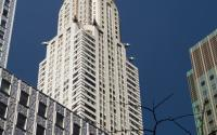 View of Chrysler Building from 3rd Ave