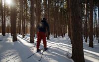 X-Skiing - Snowshoeing at Cumming Nature Center 1849