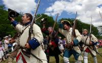 French & Indian War Encampment at Fort Ticonderoga 950
