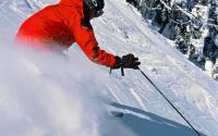 Skiing-Gore Mountain 1112