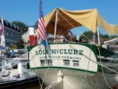 Replica Canal Boat Lois McClure To Dock In Rochester- Area Ports As Part Of Canal Bicentennial