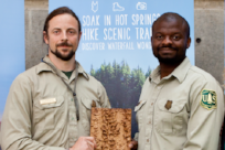 Willamette National Forest - Destination Award 2015