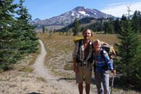 Hiking PCT by Julia Frantz