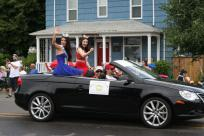 Creswell Fourth of July Parade