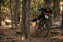 Trans-Cascadia a Back Country Mountain Bike Race in Lane County, Oregon