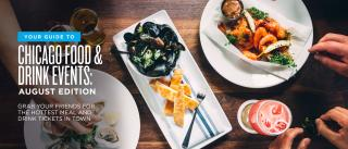 Chicago August Food and Drink Events