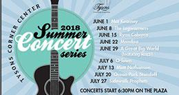 2018 Tysons Corner Concert Series