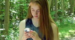 Pokemon - FCPA Girl on Phone