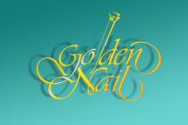 Golden Nail Logo