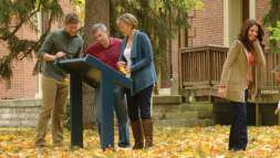 Fall Family Visit