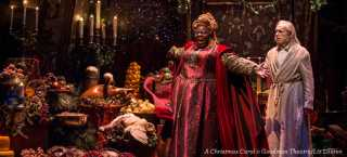Goodman Theatre presents A Christmas Carol