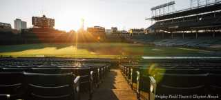 Wrigley Field tour