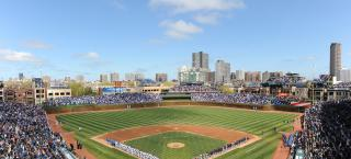 Wrigley Opening day
