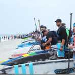 Contestants in Wrightsville Beach Carolina Cup Tournament