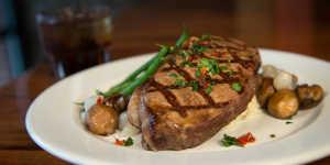 Haute Quarter Grill steak Anchorage dining