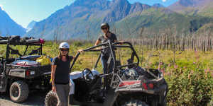 ATV tours near Anchorage Alaska