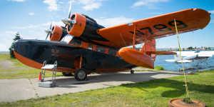 Alaska Aviation museum historic aircraft