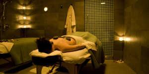 Alyeska Resort spa treatment