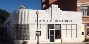 Raton Fire Station