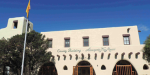 Otero County Courthouse, Alamogordo
