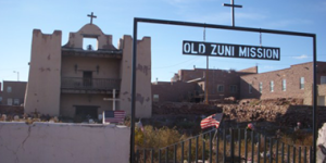 Our Lady of Guadalupe Mission, Zuni