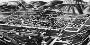 Original Townsite District, Raton