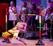 Africa/Caribbean Pavilion at Folklorama