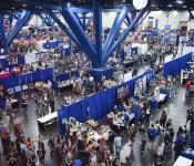 2017 Fans at Comicpalooza