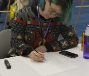 Live Art - Charity Page Gallery