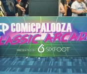 2017 Gaming at Comicpalooza